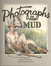 Photographs in the Mud by Dianne Wolfer and Brian Harrison-Lever. An Australian and a Japanese soldier lie wounded in the mud. Both have a photograph of their family. Very moving.