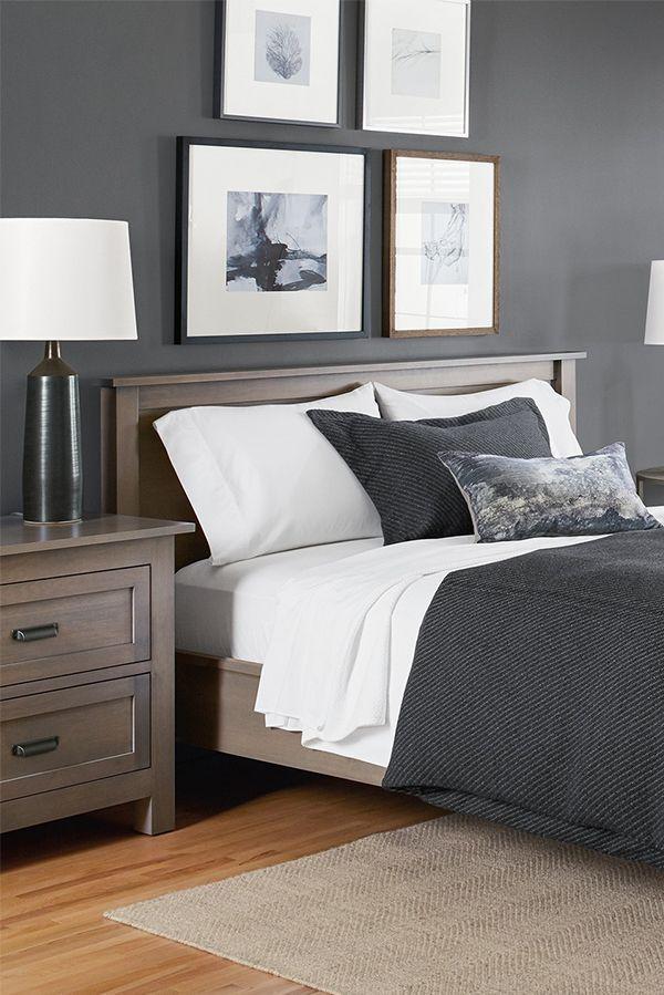 Moderne Schlafzimmermbel. Die Besten 25+ Modernes Holzbett Ideen