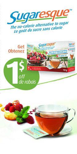 #Save $1 Off #Sugaresque #Sweetener