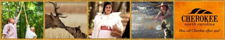 Visit Cherokee North Carolina  