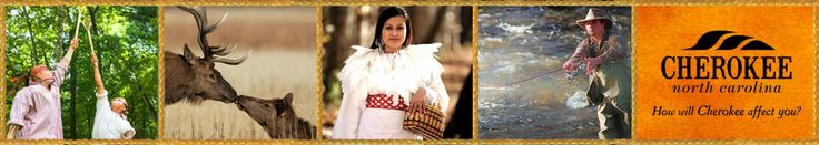Visit Cherokee North Carolina   This website as the information for such sights as the Reservation, Museums, Sequoyah Golf course, and more.