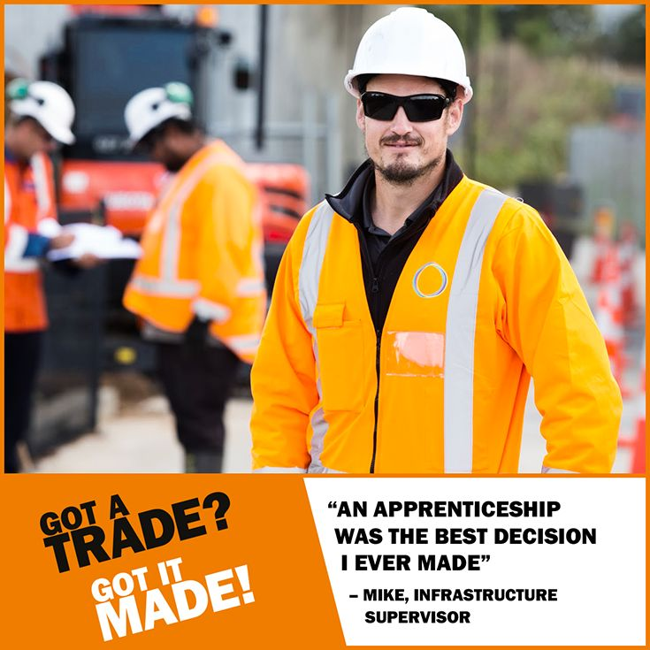 Set yourself up for life with a #trade #qualification. Find out more at www.gotatrade.co.nz/getatrade. #GotATradeWeek