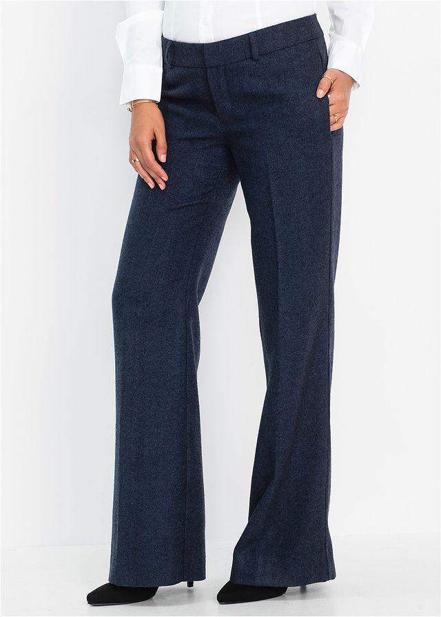 Nohavice so širokým strihom Pekné • 29.99 € • bonprix