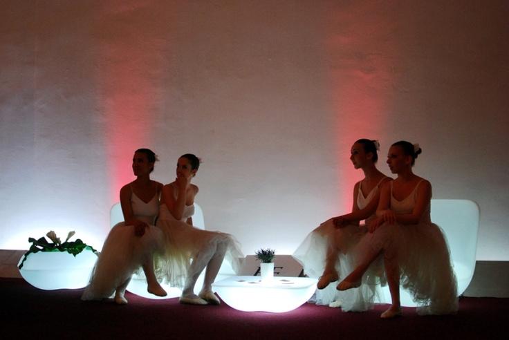 Bottega eventi Macedonia Pillow collection.