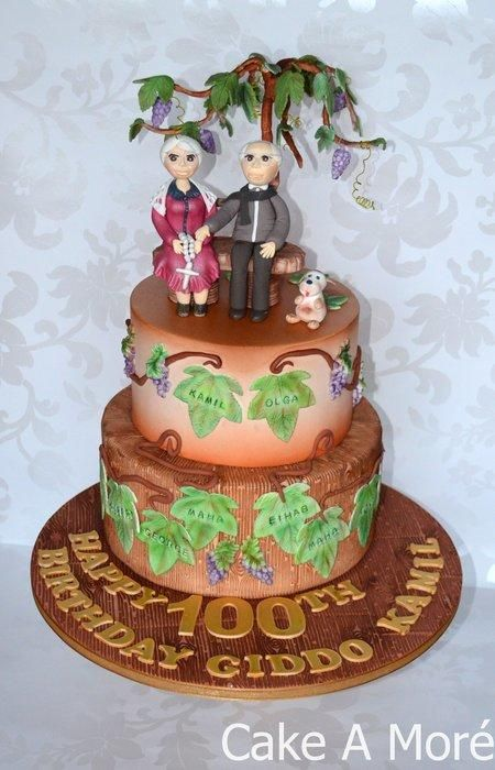 Best Family Tree Cakes Images On Pinterest Family Tree Cakes - Family birthday cake ideas