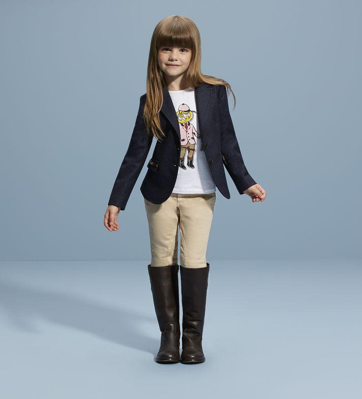 Gucci Kids, Blazer, Riding Boots - Girls