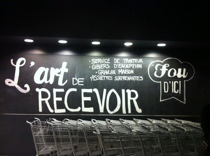 Fou d'ici. Épicerie-traiteur, Montreal