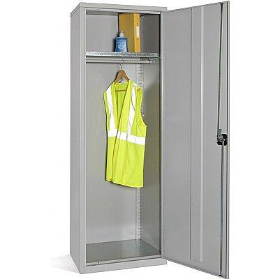 Value Wardrobe Cupboard / Wardrobe Locker 610mm Wide