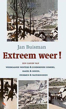 """Boek """"Extreem weer!"""" van Jan Buisman   ISBN: 9789051943580, verschenen: 2011, aantal paginas: 400"""