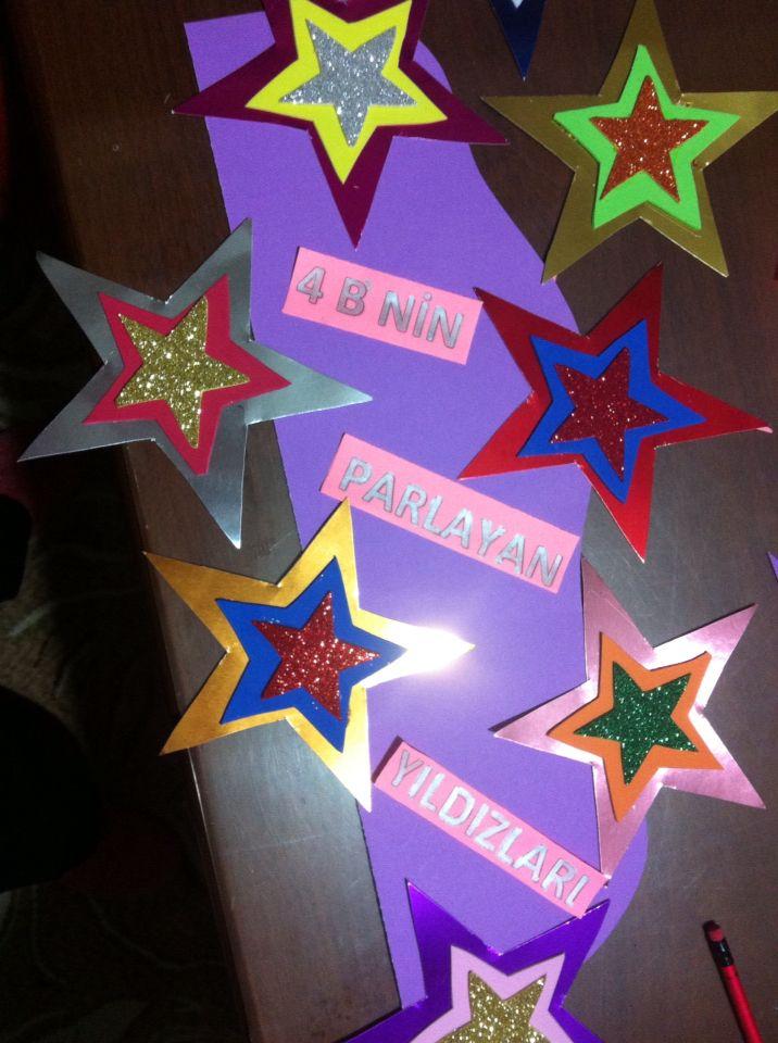 Yıldızlarrrrr