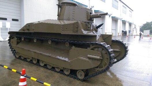八九式中戦車