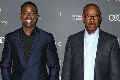 Sterling K. Brown and Courtney B. Vance Win Emmys For 'The People v. OJ Simpson'…