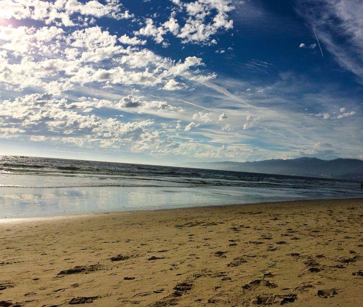 Santa Monica Beach #santamonica #beach #california #summer #beachlife