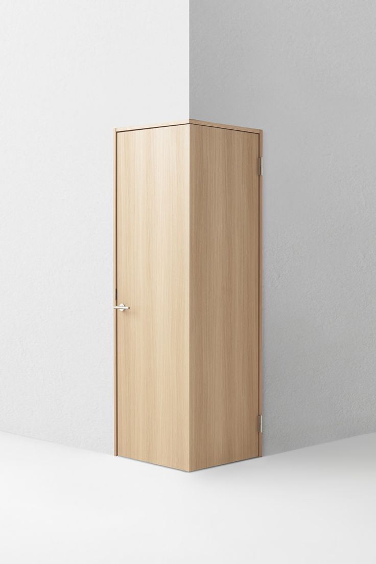Seven Doors: Nendo introduces a new door collection for Abe Kogyo
