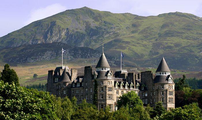 Atholl Palace Hotel, Scotland