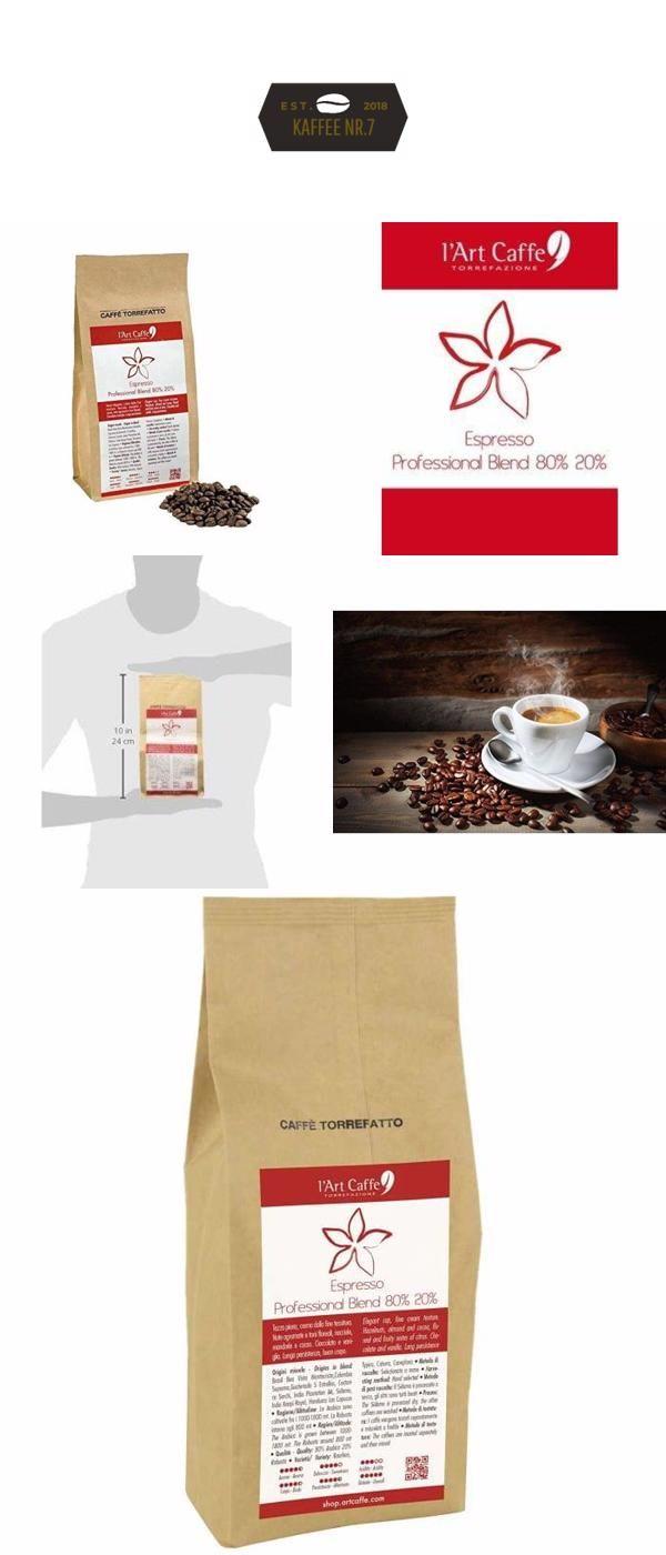 Lart Caffe Professional Blend Hochwertiger Premium Kaffee Aus Arabica Und Robusta Bohnen Kaffee Nr 7 Premium Kaffee Kaffee Bohnen