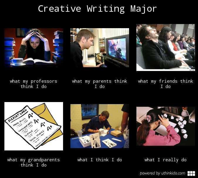 For Non-English Majors The minor in Creative Writing, available