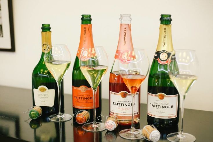 Taittinger Champagne Tasting in France