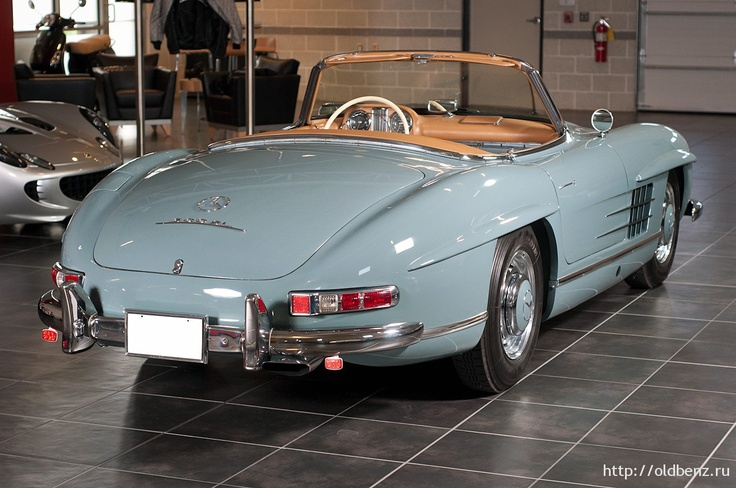 Mercedes-Benz-300SL-w198-Roadster-10.jpg (1280×850)