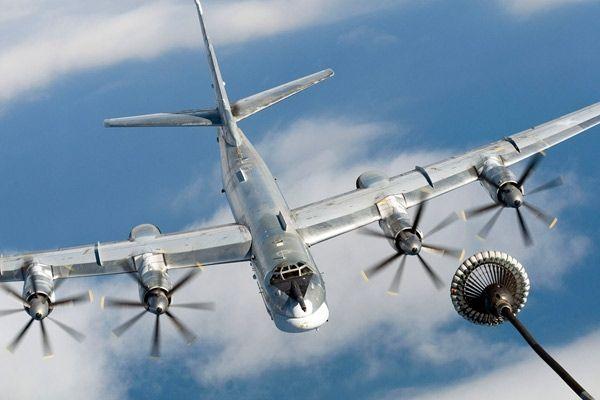 Ту-95МС «Медведь» — стратегический бомбардировщик-ракетоносец | Avianews.Info