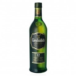 Glenfiddich 12 Year Old Whisky 1L 40%