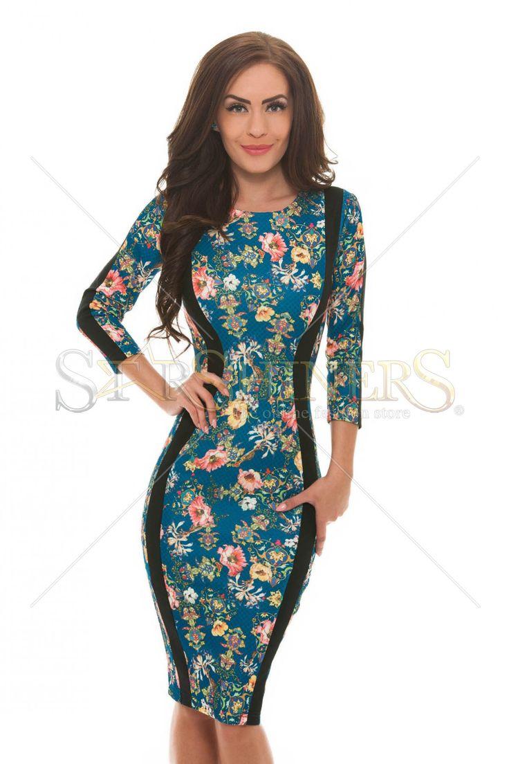 StarShinerS Spirited DarkBlue Dress