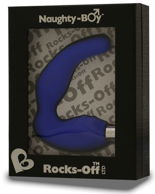 The Naughty Boy Prostate Massager will reward you for going the extra distance! http://www.forbiddenfruit.com.au/Rocks-Off-Naughty-Boy-Blue_p_49.html