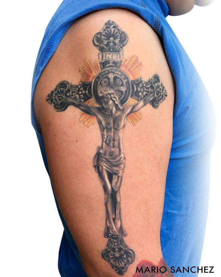 best 25 jesus on cross tattoo ideas on pinterest cross tattoo wrist cross on wrist and small. Black Bedroom Furniture Sets. Home Design Ideas