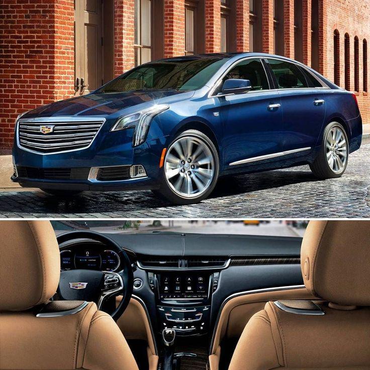 Cadillac XTS 2018 Sedan de luxo americano passou por um facelift para deixá-lo ainda mais elegante.  #CarroEsporteClube #cadillac #cadillacxts