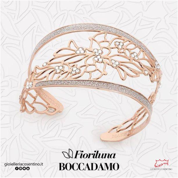 BOCCADAMO | Collezione Fioriluna ▪ Disponibile presso Gioielleria Cosentino, Corso Manfredi 181 | Manfredonia (FG) | 0884.512858 FIND MORE ► http://www.gioielleriacosentino.it/it/brands #gioielleriacosentino #jewels #boccadamo #boccadamojewels #handmade #italiandesign