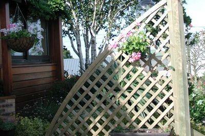 12 best treillis woodexpo 78 images on pinterest sign public garden and lattice quilt. Black Bedroom Furniture Sets. Home Design Ideas