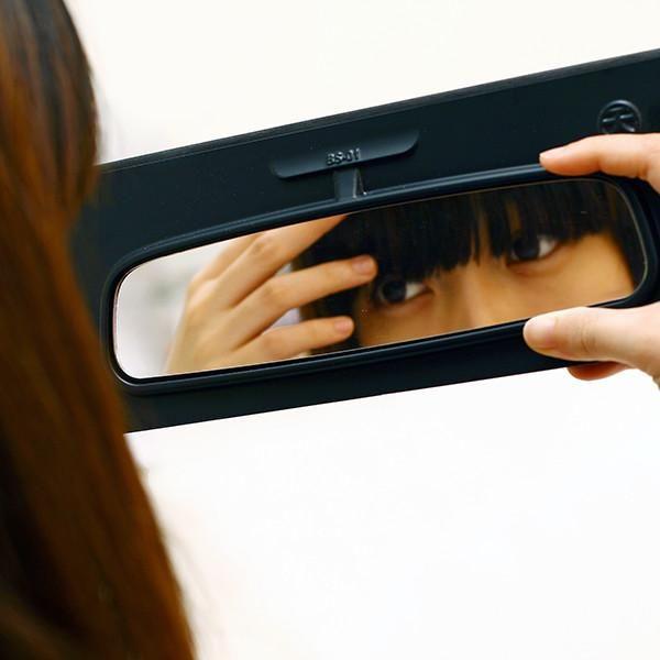 Черный Ноутбук - Зеркало Заднего Вида