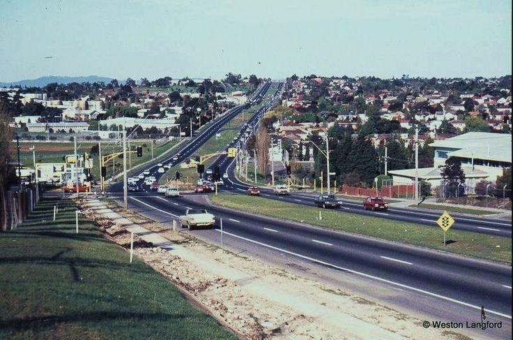 Burwood Hwy, Melbourne, Victoria, Australia