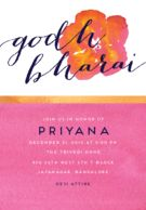 Baby Shower Golden Godh Bharai