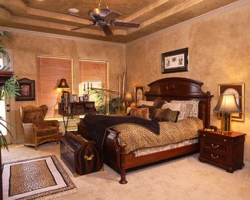 bedroom photos safari design pictures remodel decor and ideas page 4 - African Bedroom Decorating Ideas