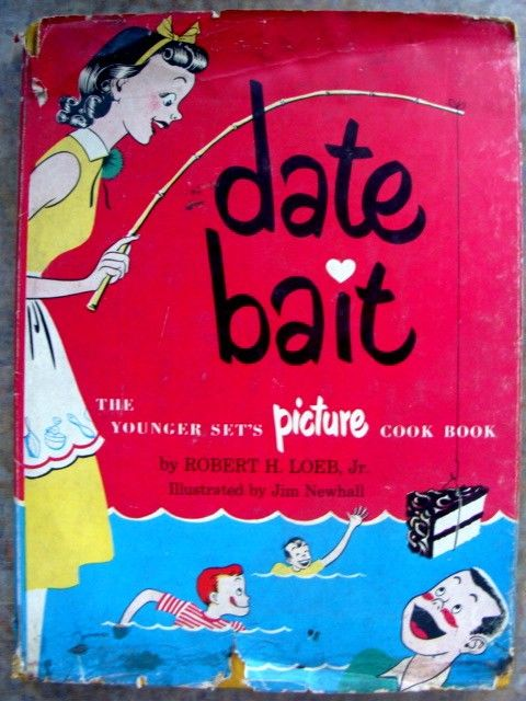 Date Bait. Teaching young girls to fulfill that highest calling in life: To Catch a Man.
