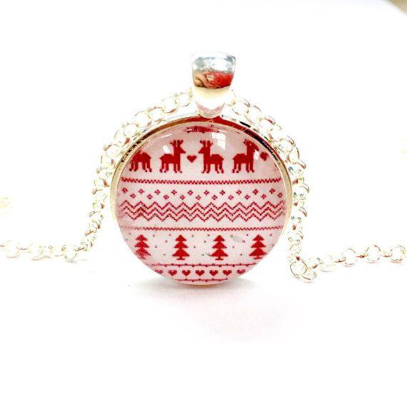 ... Christmas Sweaters, Tacky Christmas Sweater, Necklace Tacky, Handmade
