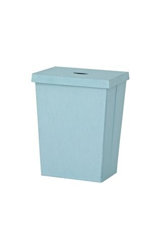 Buy Teal Faux Silk Laundry Bin from the Next UK online shop
