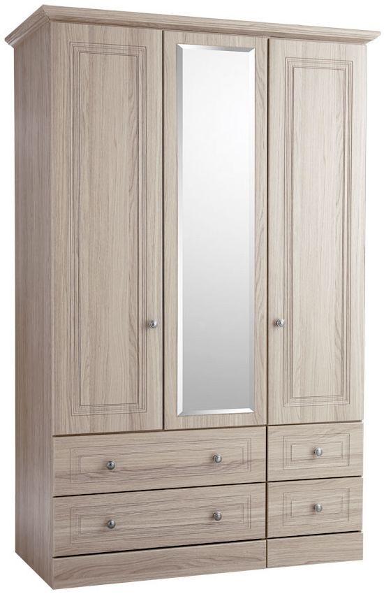 oak wardrobes | single wardrobe | bedroom wardrobes | 3 door wardrobe | mirrored wardrobe