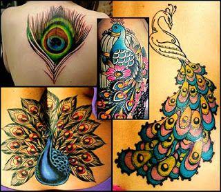 Peacock Tatuaje: Significado, Fotos y pluma del pavo real! - http://tatuajeclub.com/2016/06/07/peacock-tatuaje-significado-fotos-y-pluma-del-pavo-real.html
