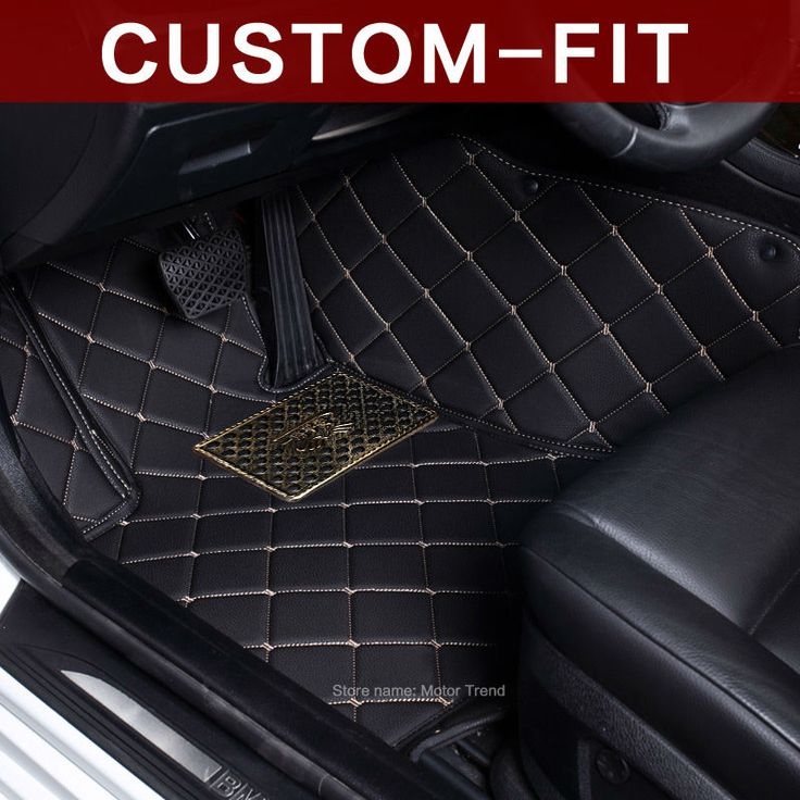 Customized car floor mats for Honda CRV CR-V Accord HRV Vezel Crosstour foot case high quality car-styling carpet foot liners