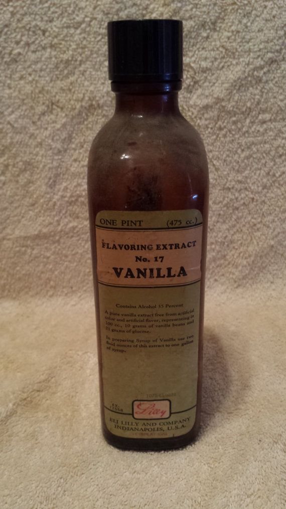 Vintage Pharmacy Eli Lilly Company by SANDJCRAFTSANDTHINGS on Etsy