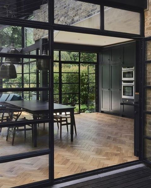 Decordemon Industrial Style Flat In A Victorian Terrace: Best 25+ Loft Kitchen Ideas On Pinterest