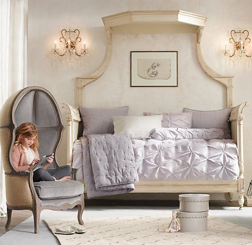 restoration hardware baby bedding sets girl linen bed sheets alcove