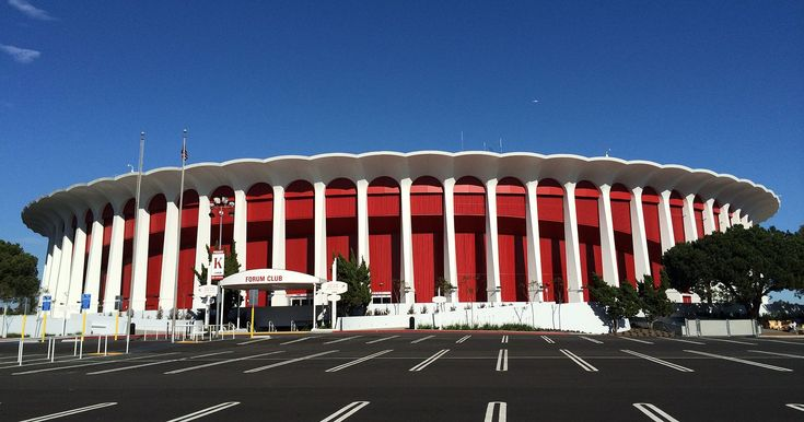 The Forum (Inglewood, California) - Wikipedia