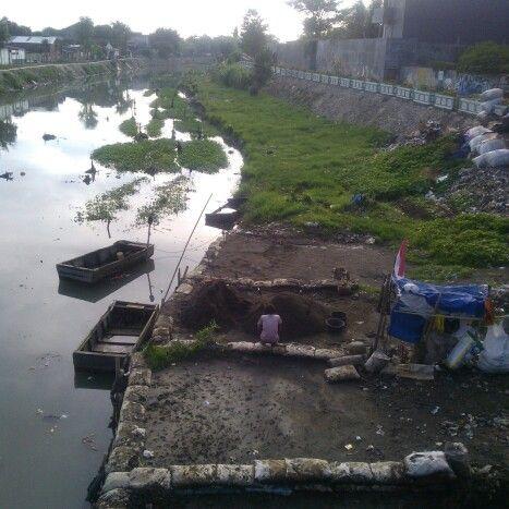 Jangkok River, 2013