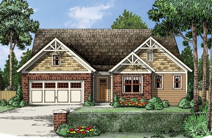 Eplans cottage house plan vaulted ceiling and plenty of for Eplans cottage house plan