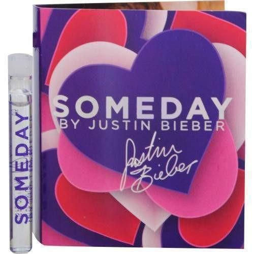 Someday By Justin Bieber By Justin Bieber Eau De Parfum Spray Vial On Card