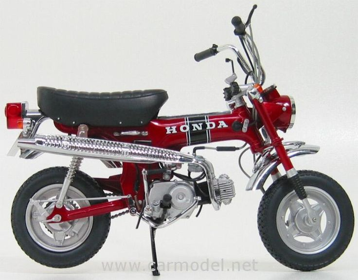 Honda Dax Monkey bike This is what I learned to ride on...many moons ago.