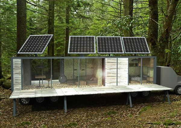 @kinito – A movable house powered by renewable energy